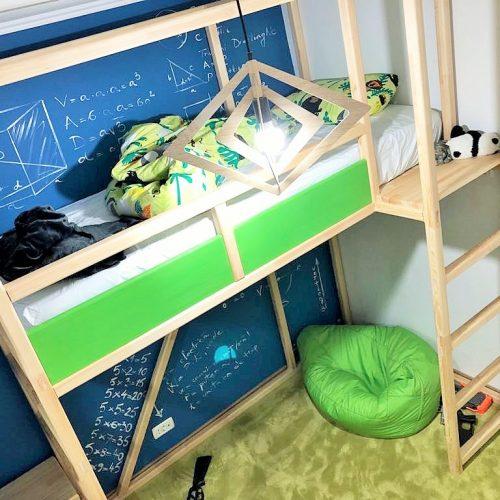 Amenajarea camerei copilului